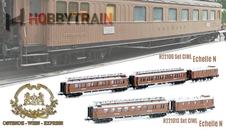 Ostende Wien Express