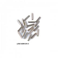 Schienenverbinder (20 Stück)